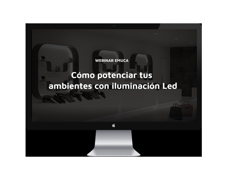 webinar iluminación